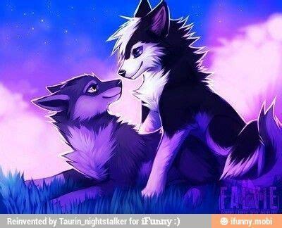 Pinterest Anime Wolf Furries