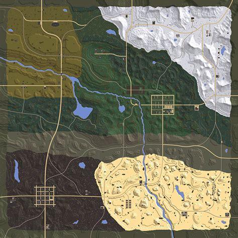7 Days To Die Ps4 Karte
