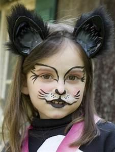 Maquillage D Halloween Pour Fille : maquillage halloween pour petite fille simple ~ Melissatoandfro.com Idées de Décoration