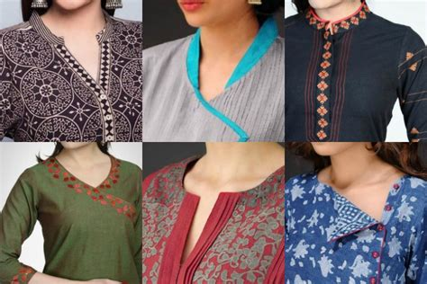 Boat Neck Design Kurti Images by Top 50 Stylish And Trendy Kurti Neck Designs That Will