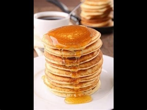 recette pancakes hervé cuisine recette facile des pancakes moelleux par hervé cuisine doovi