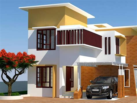 homes design simple modern house architecture with minimalist design