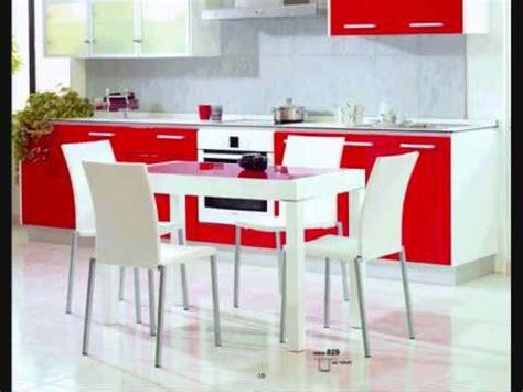 mesas  sillas cocina salvany  youtube
