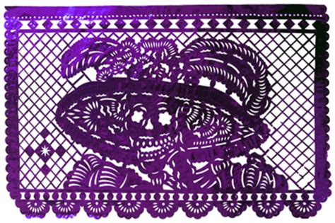 papel picado template printable clipart images gallery