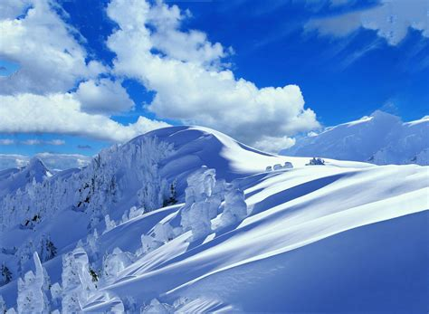 Snowy Mountains Wallpaper & Background  Landscape Wallpapers