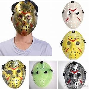 New Jason Voorhees Mask Friday The 13th Horror Movie ...