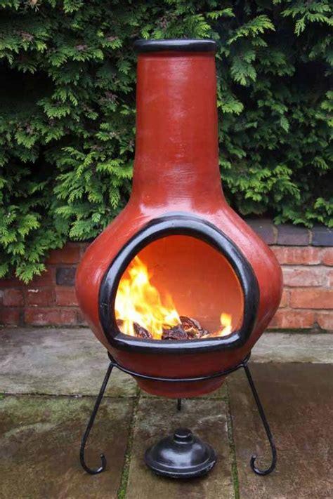 ceramic chiminea clay chimenea jumbo chiminea patio heater bowl
