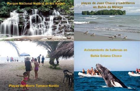 region pacifica de colombia pacifico parques nacionales