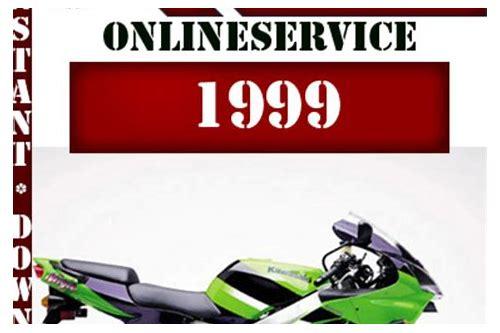 Kawasaki Zx6r Service Manual Free Download Tipumbacha