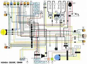 Honda Cb400 Wiring Schematic - 4-stroke Net
