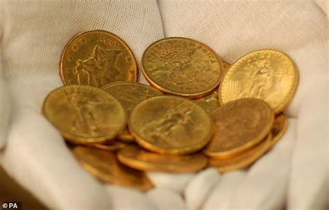 Treasure hunters find a trove of artefacts buried in their ...