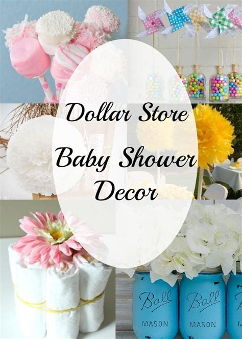 Cheap Decorating Ideas For Baby Shower by Diy Baby Shower Decorating Ideas 183 The Typical