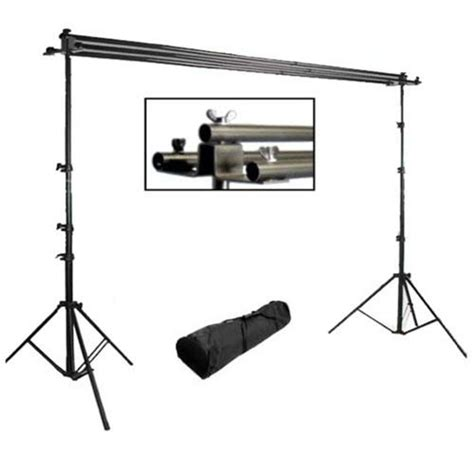 triple play photo backdrop stand  background muslins