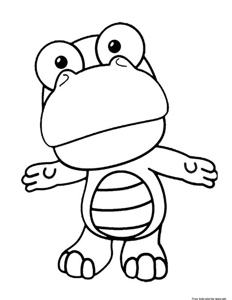 printable disney pororo   penguin crong coloring pagesfree printable coloring pages