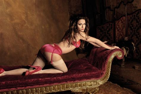 boudoir chaise lounge for provocateur aw 2012 collection fab