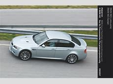 BMW M3 Sedan E90 specs & photos 2008, 2009, 2010, 2011