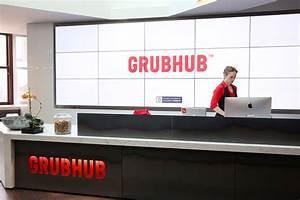 Grubhub Shares Shoot Up On Earnings  Revenue Beat For