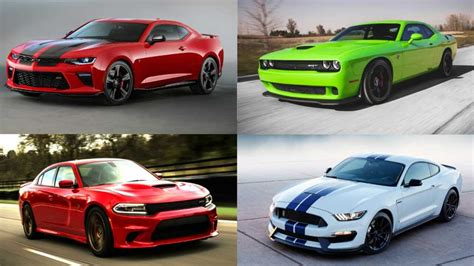 Top 15 American Sports Cars Of Alltime Babbletop