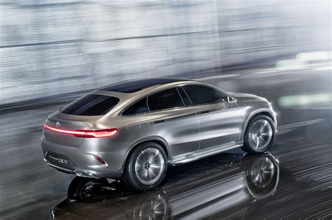 2018 Auto China The 2018 Mercedes Benz Concept Coupe Suv