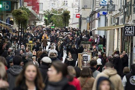 chambre commerce nantes nantes le commerce en hausse de 1 9 dans le centre ville
