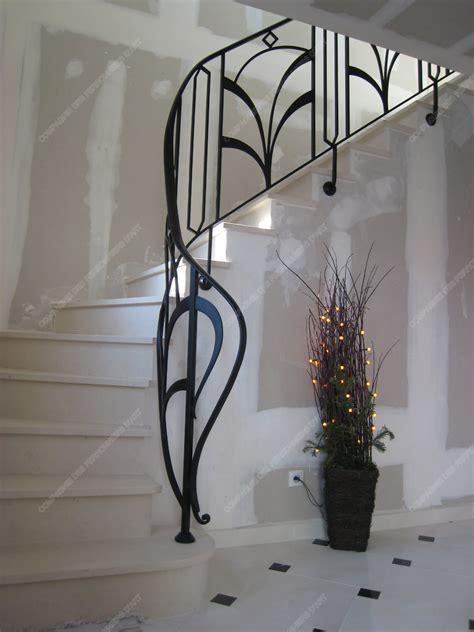 Photo Re Escalier Fer Forge by Res D Escalier En Fer Forg 233 D 233 Coratif Mod 232 Le Lys