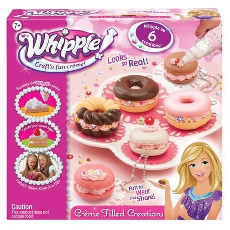 whipple creme filled creations madness
