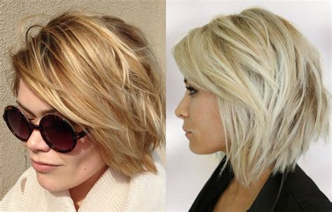 Super Cool Layered Hairstyles For Fine Hair