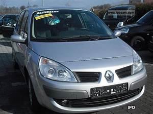 Renault Scenic 2007 : 2007 renault scenic 1 9 dci avantage car photo and specs ~ Gottalentnigeria.com Avis de Voitures