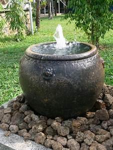 Urn, Fountain