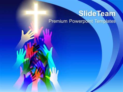 jesus christ bible powerpoint templates salvation religion