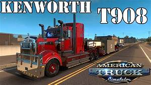 Ats Mods - Kenworth T908