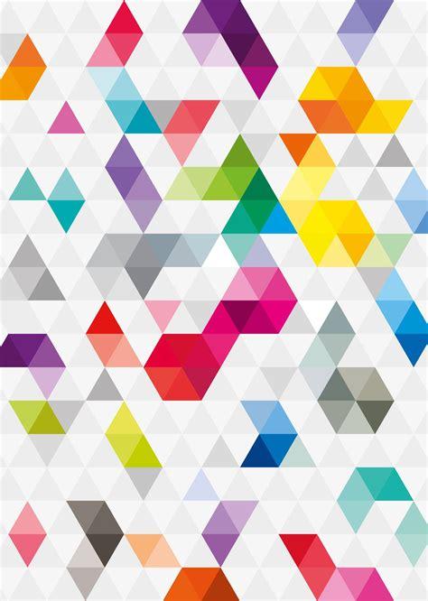 triangular pattern  karoliskjdeviantartcom