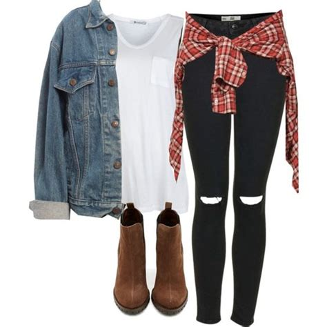 11 cool denim overall spring outfit ideas for college - myschooloutfits.com