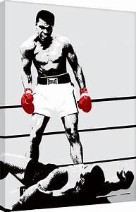 Muhammad Ali Leinwand : leinwand poster bilder muhammad ali gloves corbis bei europosters ~ Whattoseeinmadrid.com Haus und Dekorationen