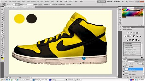 how to design shoes how to design nike shoes in photoshop free template