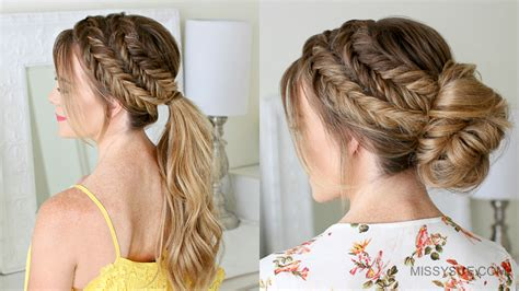Double Dutch Fishtail Braids Hair Trends Fall 2016 Color Beard Hairstyles Names Hot Air Brush Styler For Fine Medium Haircuts Over 50 How To Make Your Look Thicker With Extensions Finding The Best Hairstyle Me Ombre Weave Haircut Fat Faces And Thin