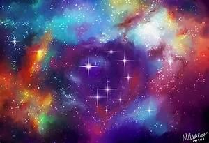Nebula, birthplace of stars by x-SquishyStar-x on DeviantArt