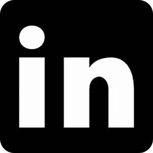 Linkedin social logotype vector logo icons - Free download