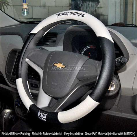 sarung setir stir mobil autorace autorace cover stir sarung aksesoris pelindung setir
