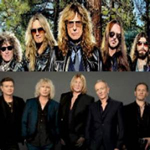 Def Leppard And Whitesnake Tickets & Tour Dates 2015 ...