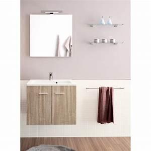 Meuble Haut De Salle De Bain : meuble haut salle de bain 60 cm ~ Louise-bijoux.com Idées de Décoration