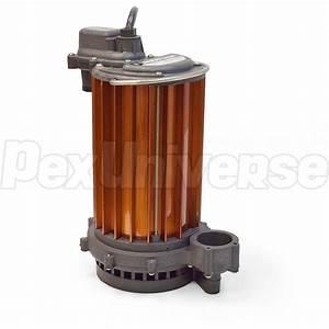 Liberty Pumps 450 Manual Sump Pump