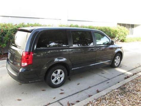 2012 Dodge Grand Caravan Crew by Find Used 2012 Dodge Grand Caravan Crew In 1300 N Dixie