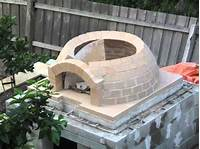 how to build an outdoor pizza oven Building a wood-fired pizza Oven - YouTube