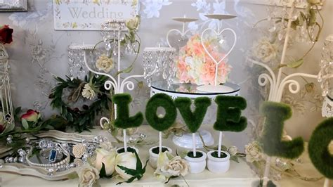 shabby chic wedding ideas diy wedding decor diy centrepieces rustic shabby chic wedding ideas melody maison youtube