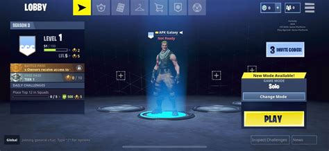 fortnite mobile apk  androidios apk mod