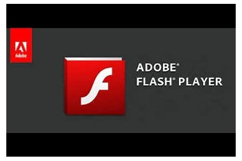 baixar adobe hd flash player 2017