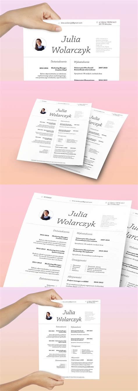 boring but big template 145 best images about creative resume by cvdesign on shops free cover letter and