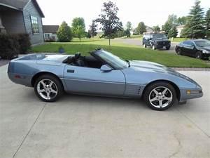 1991 Chevy Corvette  1 Of 162  Very Rare Steel Blue