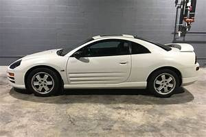 2001 Mitsubishi Eclipse Gt Coupe 2d For Sale  88 892 Miles